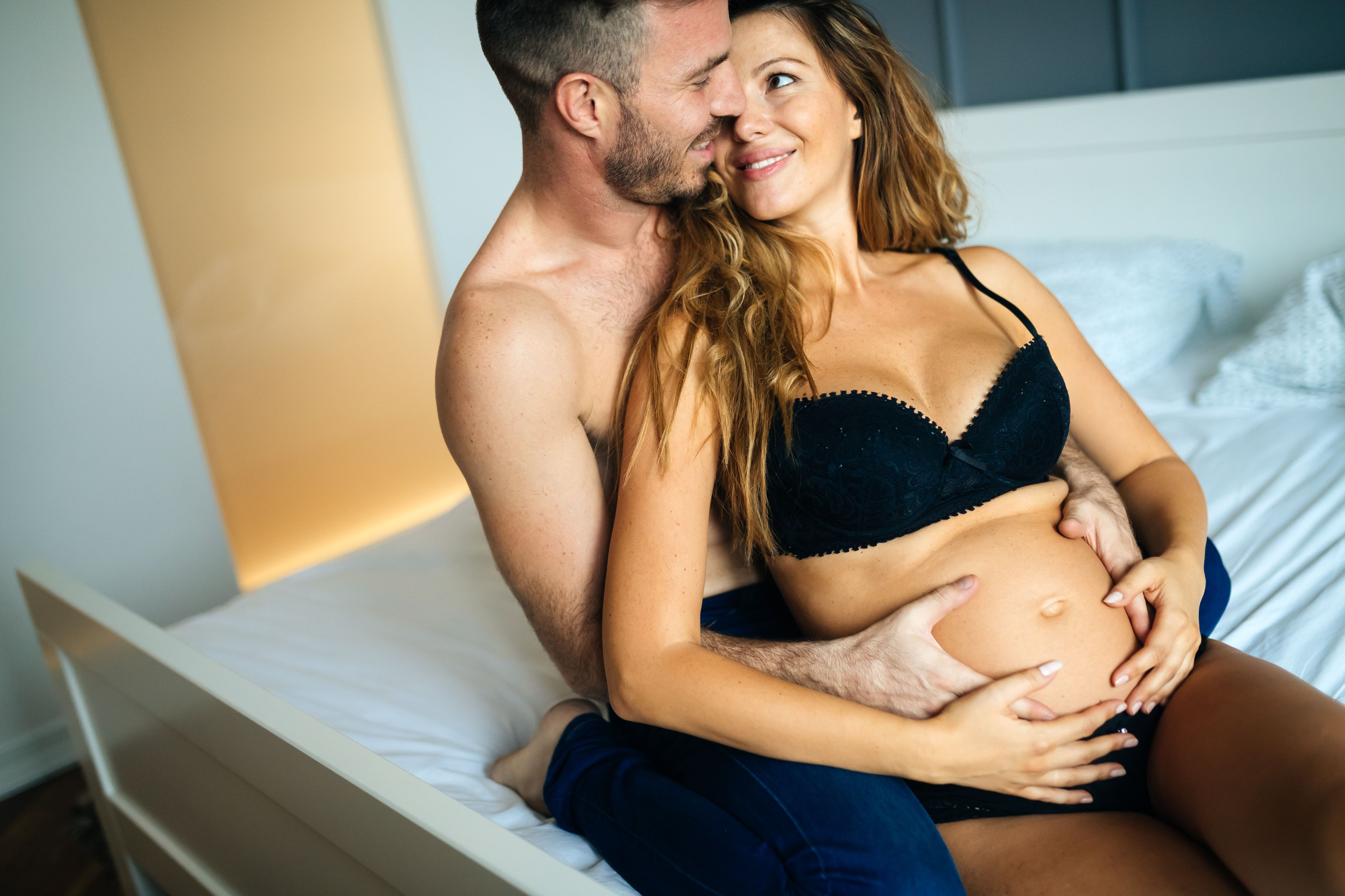 5 Sex Positions That Actually Feel Good During Pregnancy