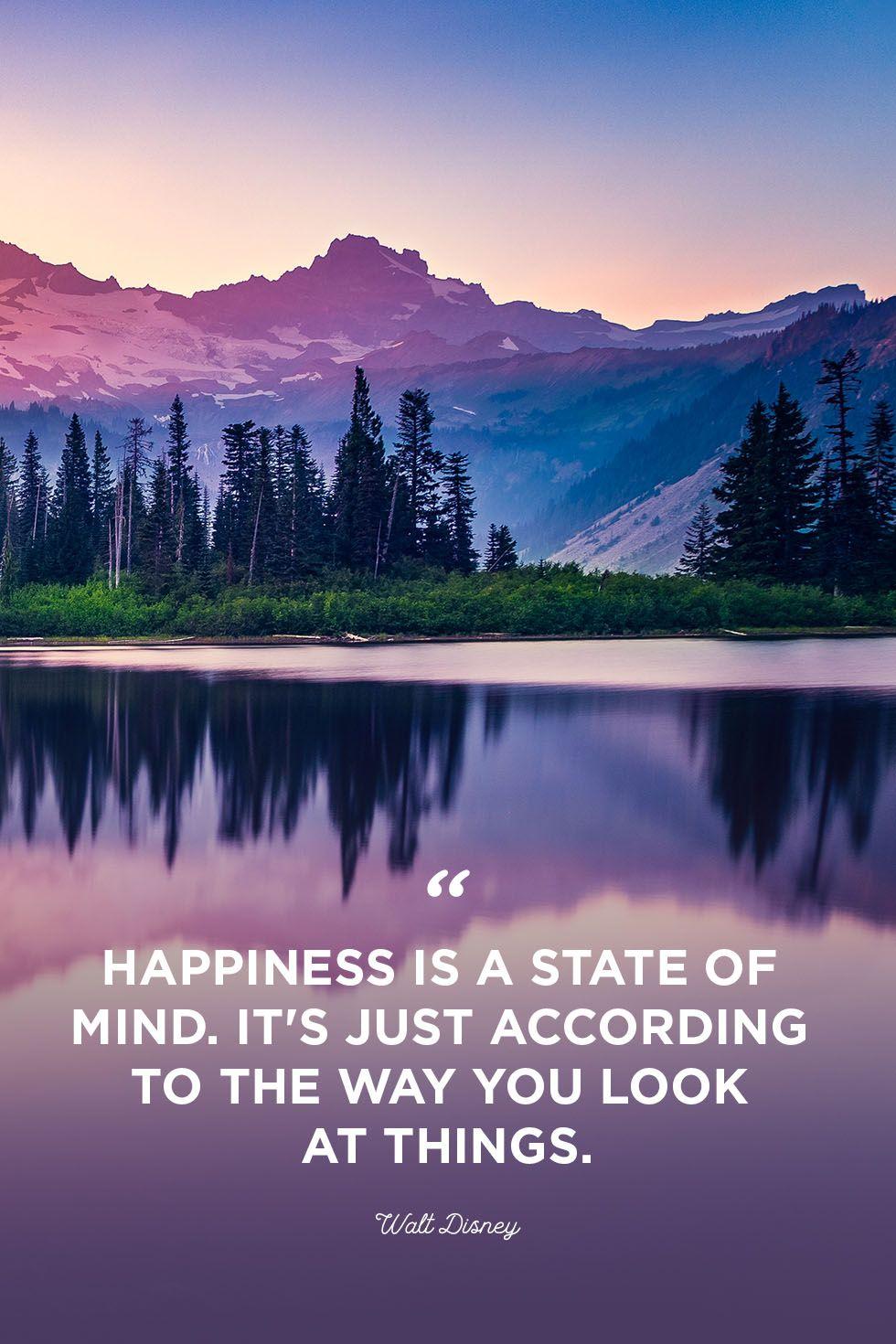 happy life quote walt disney