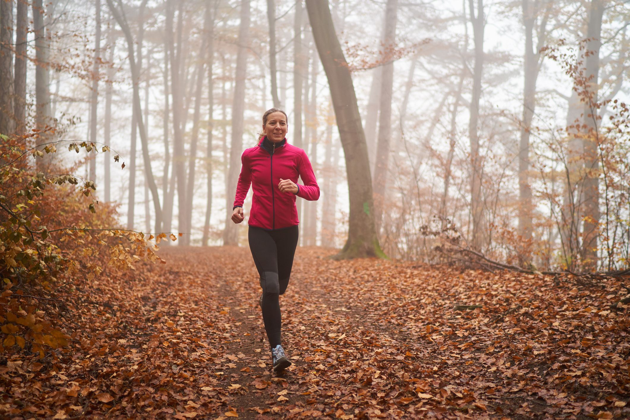 Regular outdoor exercise may reduce anxiety by around 60%