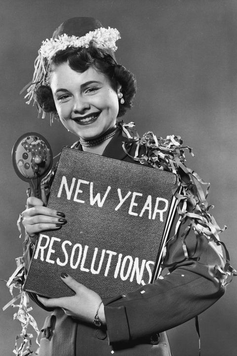 new years traditions resolutions