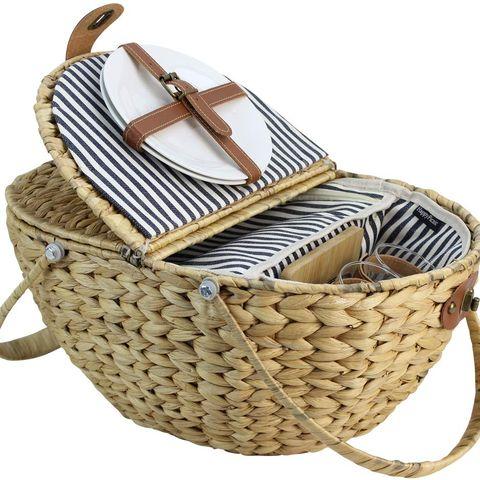 cesta de picnic para dos personas