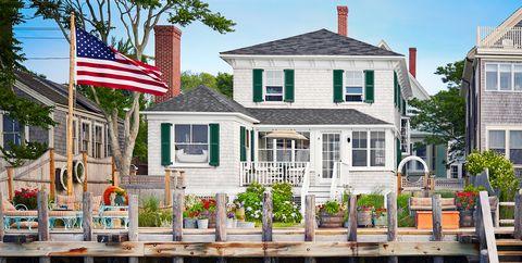 tiny coastal cottage tour