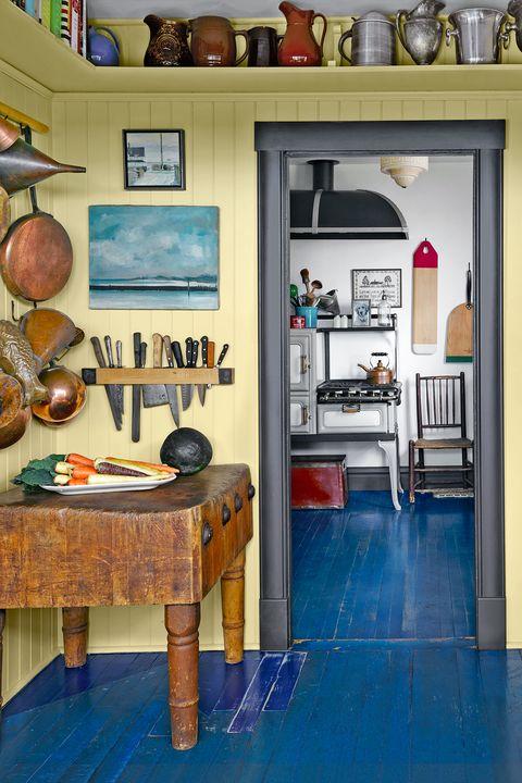 nautical tiny house decorating ideas   kitchen