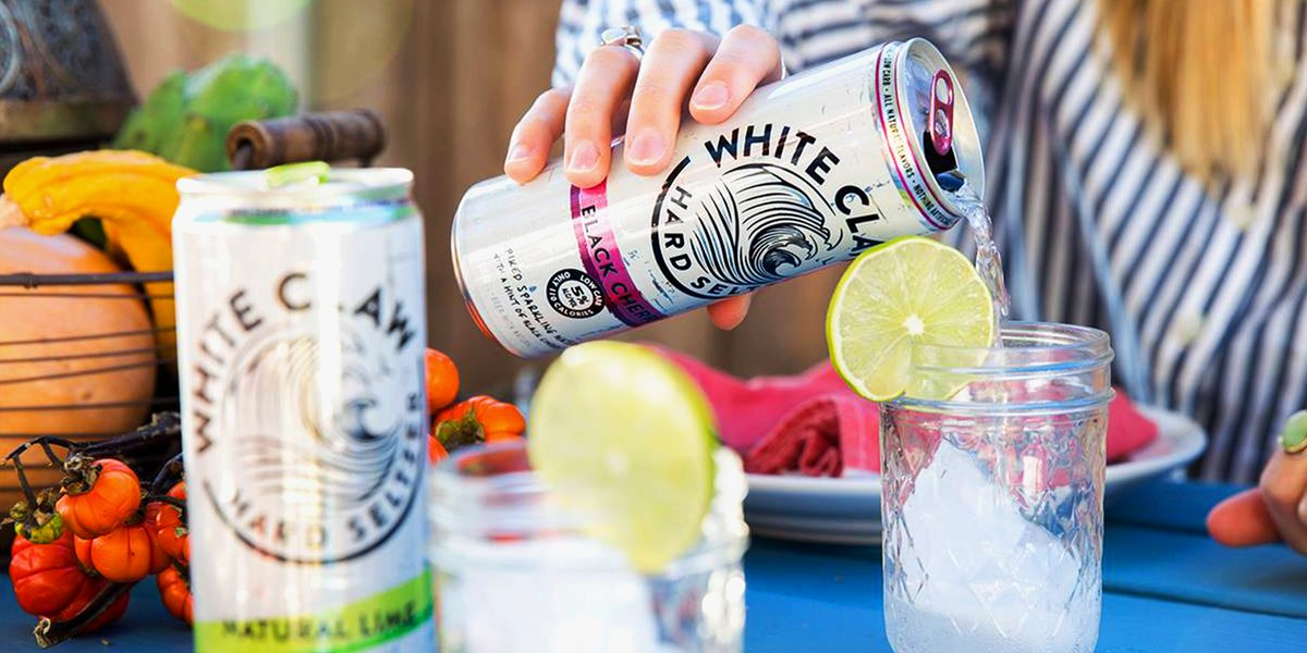If You're as White Claw-Obsessed As We Are, You'll Love These Other Hard Seltzer Picks
