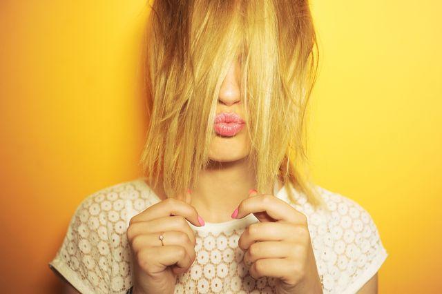 hard water hair damage