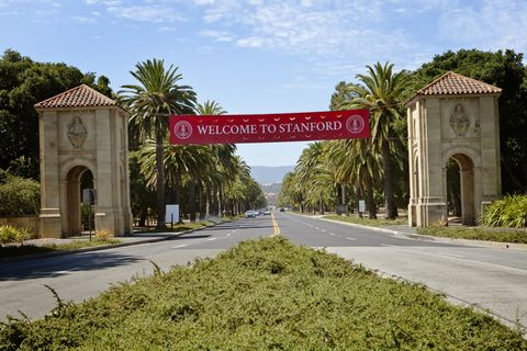 hardest colleges to get into stanford