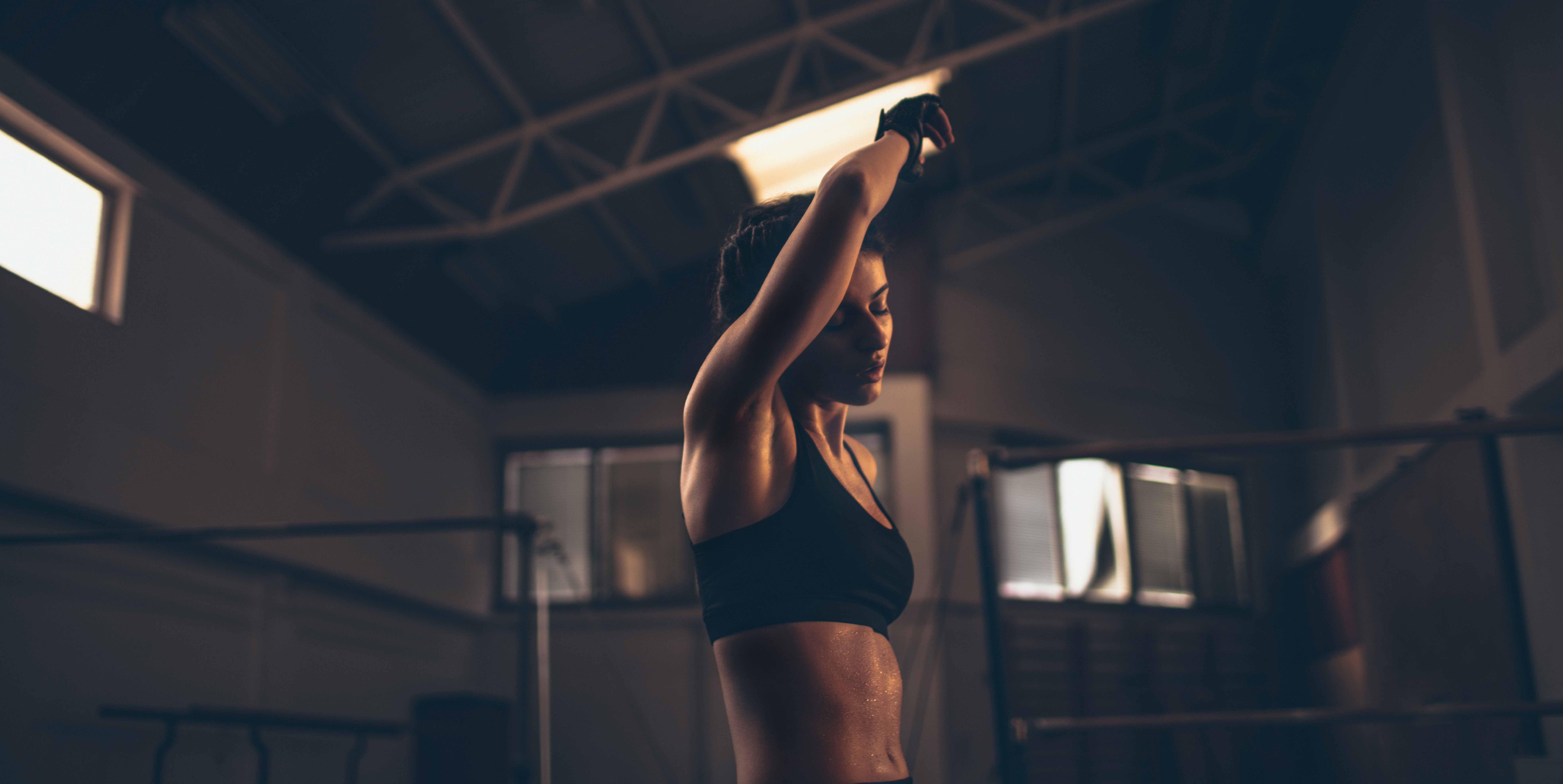 Hardest gym classes london