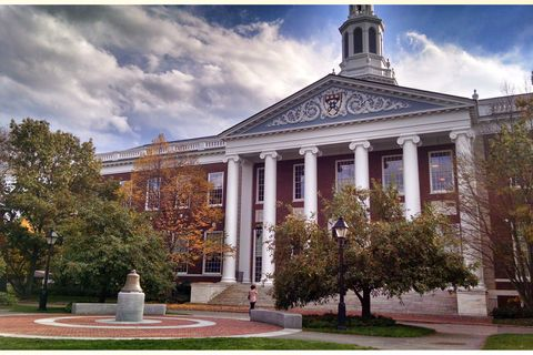 hardest colleges to get into harvard
