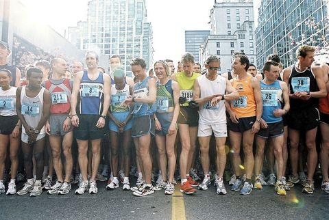 running, hardlopen