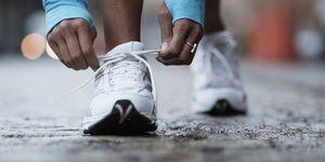 Zo loop je wedstrijd schoenen in voor het hardlopen