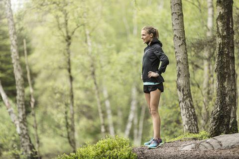Beginnen met hardlopen. Hoe merk je dat je te hard loopt?