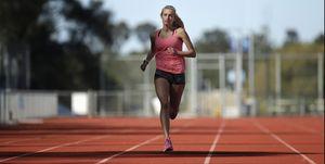 Zoveel calorieen verbrand je na het hardlopen