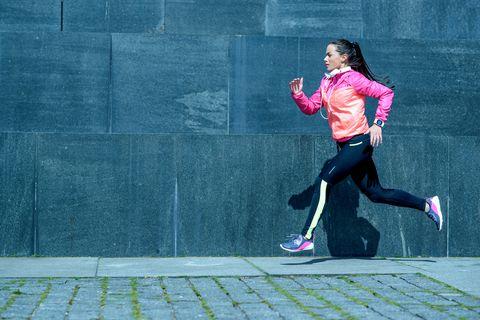 Hardlopen is niet zonder risico als je verhoogd risico hebt op hartfalen