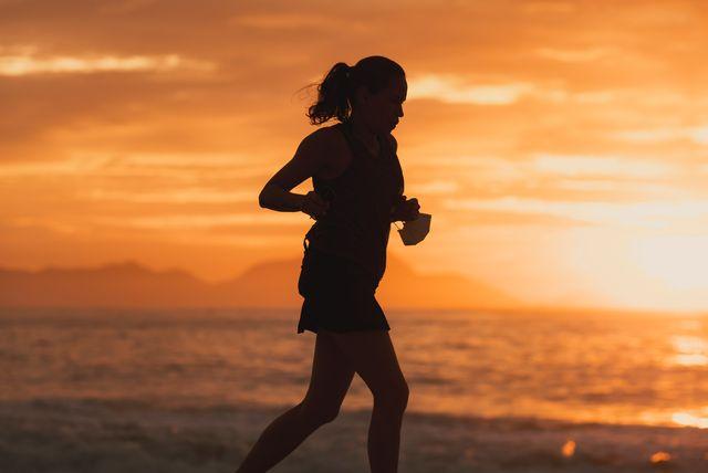 afvallen door hardlopen