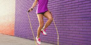 hardlopen-touwtjespringen