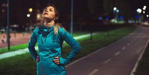 Is hardlopen in de nacht of avond het beste voor je?