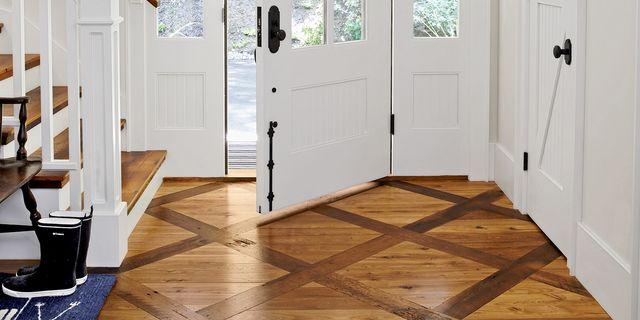 Hardwood Floor Designs, Unique Laminate Flooring