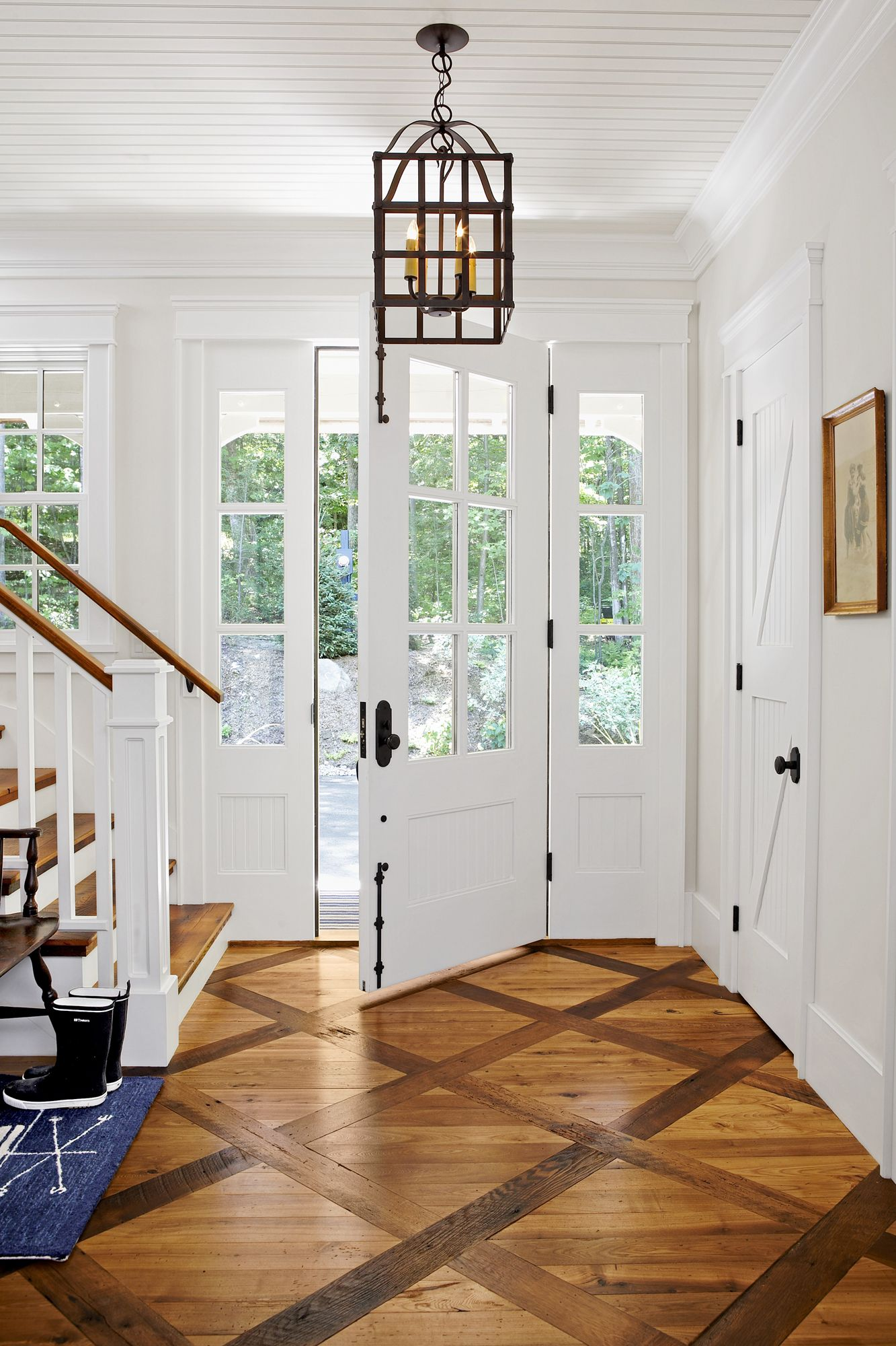 Hardwood Floor Designs - Hardwood Floor Ideas - Hardwood ...
