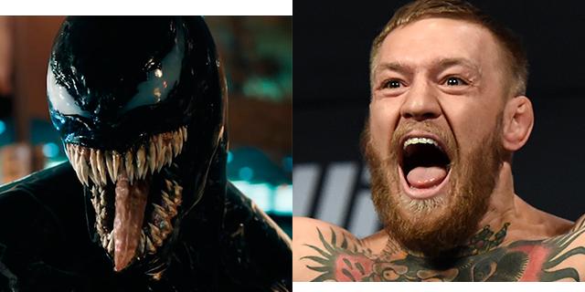 Venom based on Conor McGregor
