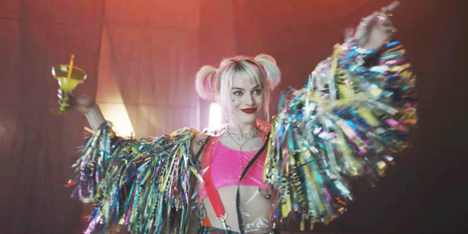 Margot Robbie, Harley Quinn, Birds of Prey