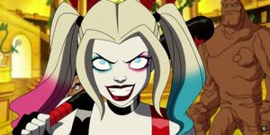 Harley Quinn, animated series