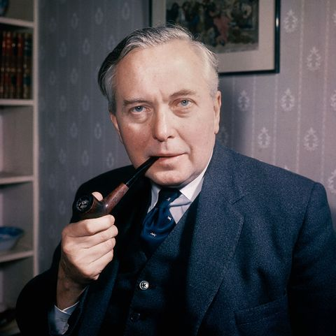 Image result for harold wilson
