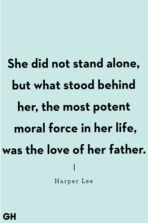father's day quotes harper lee