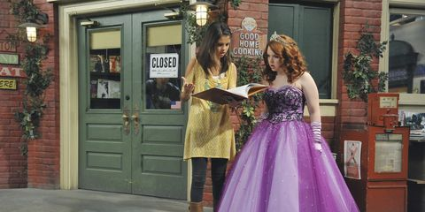 Disney Channel's 'The Wizards of Waverly Place' - Season Four