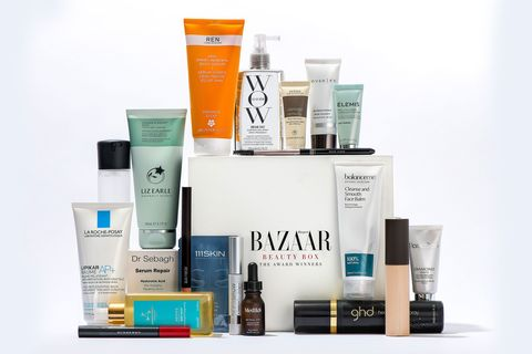 Harper's Bazaar beauty box 2018