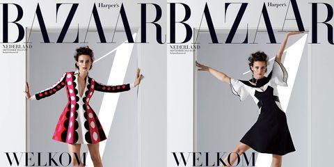 Bazaar 5 jaar: verhaal achter de cover