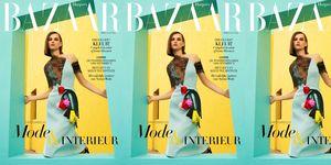 Harper's Bazaar oktober