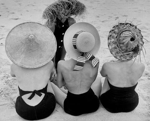 sombreros de playa verano