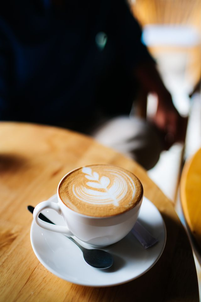 caffè moka latte
