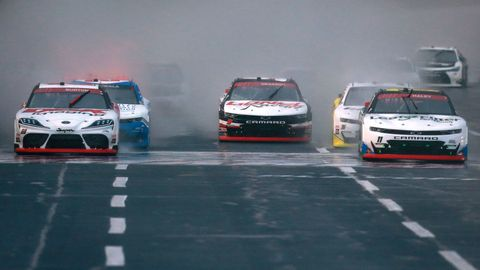 nascar xfinity series drive for the cure 250 presented by blue cross blue shield of north carolina
