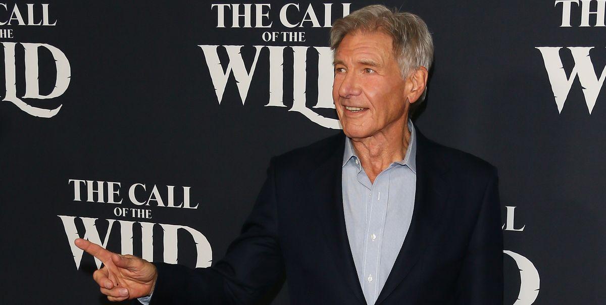 Harrison Ford Talks His New 'Boring' Diet