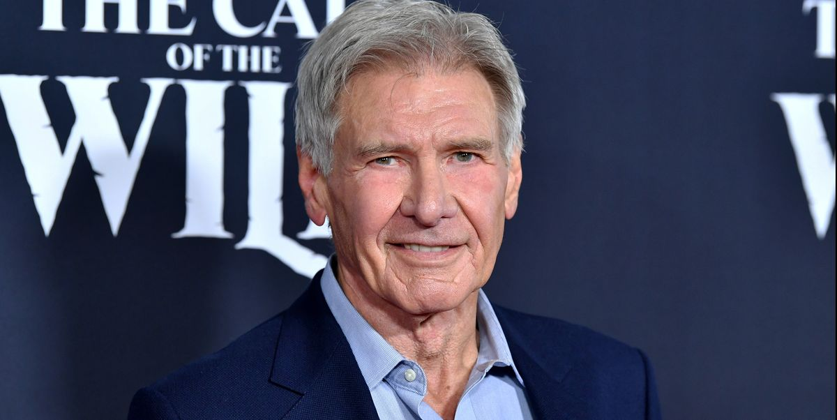 Harrison Ford Credits His Buff 77-Year-Old Physique to a Simple Diet Change