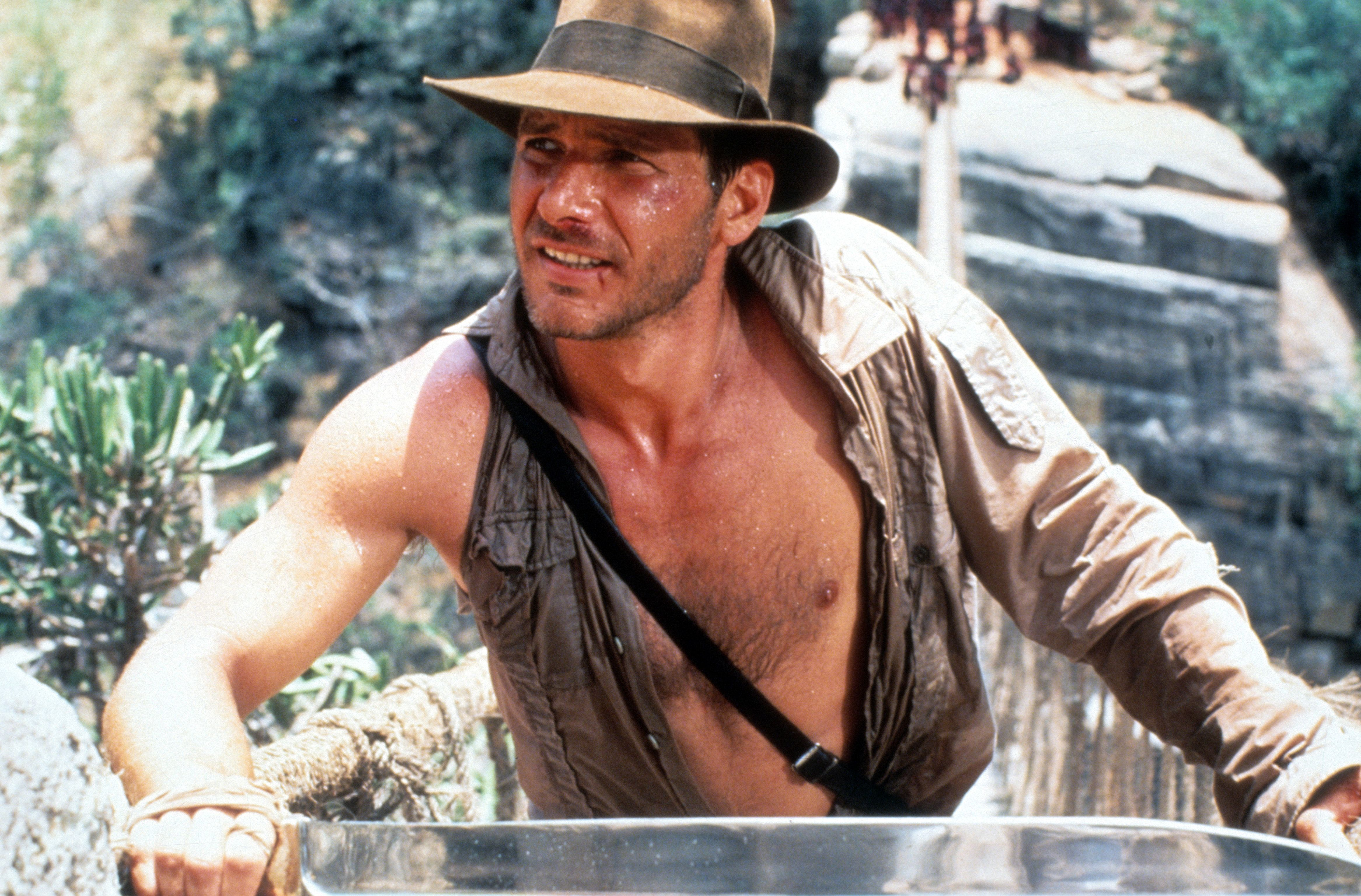 Harrison Ford Doesn't Want Chris Pratt to Play Indiana Jones