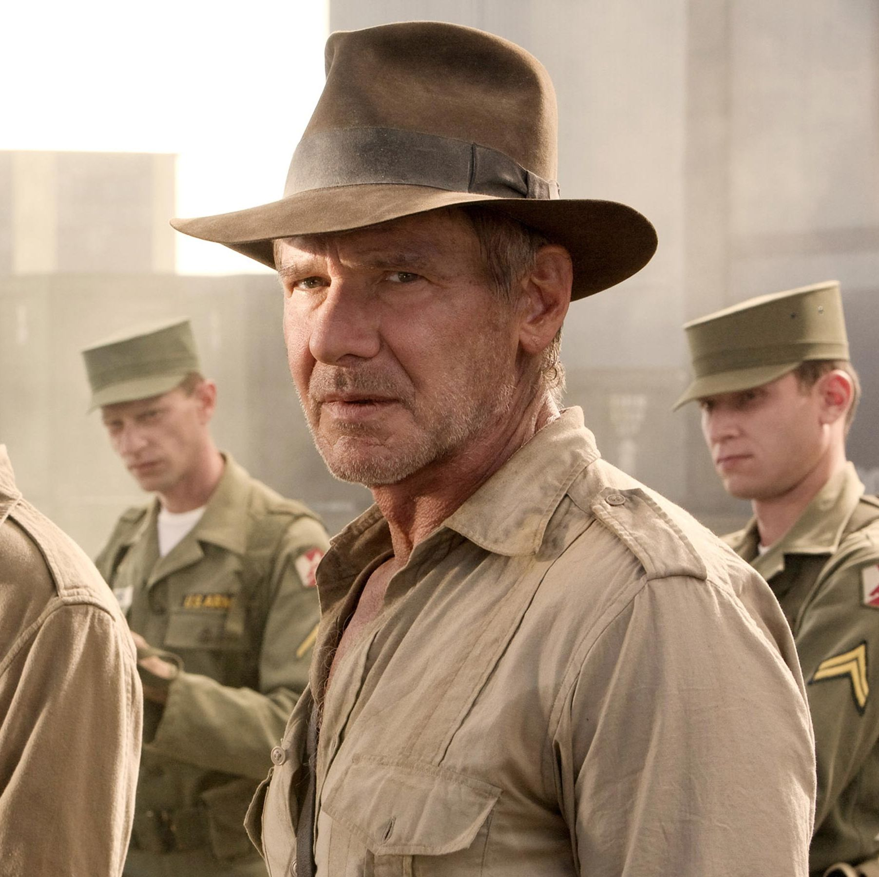 Indiana Jones star Harrison Ford addresses being replaced in future sequels