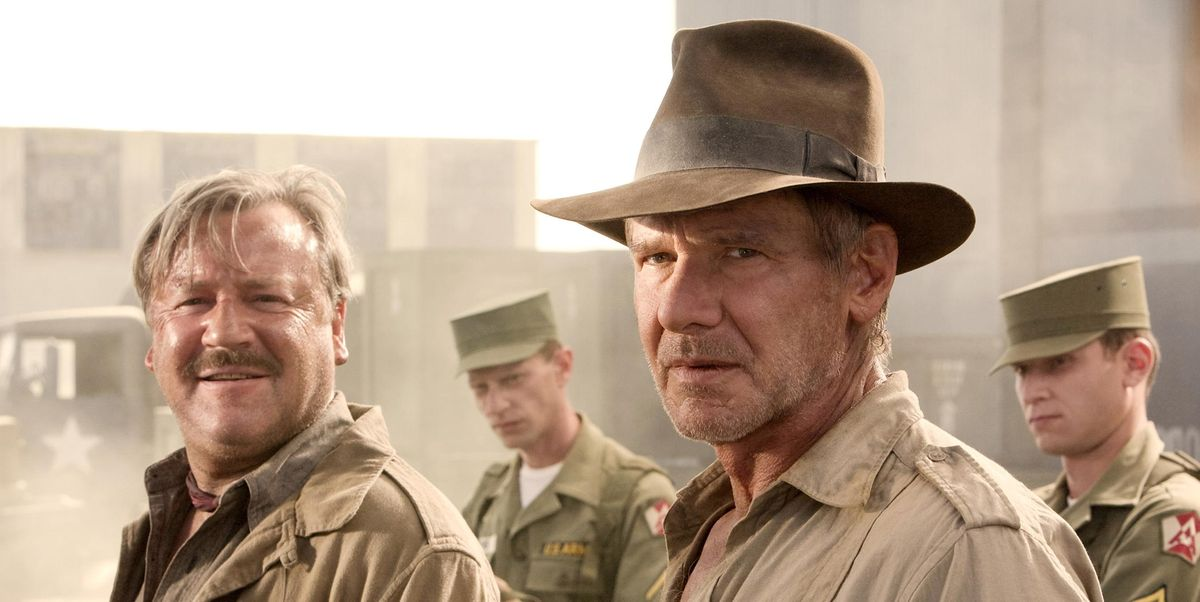 "Indiana Jones 5 is going to finally start shooting in ""two months"""