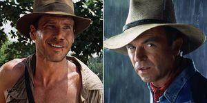Harrison Ford en Jurassic Park