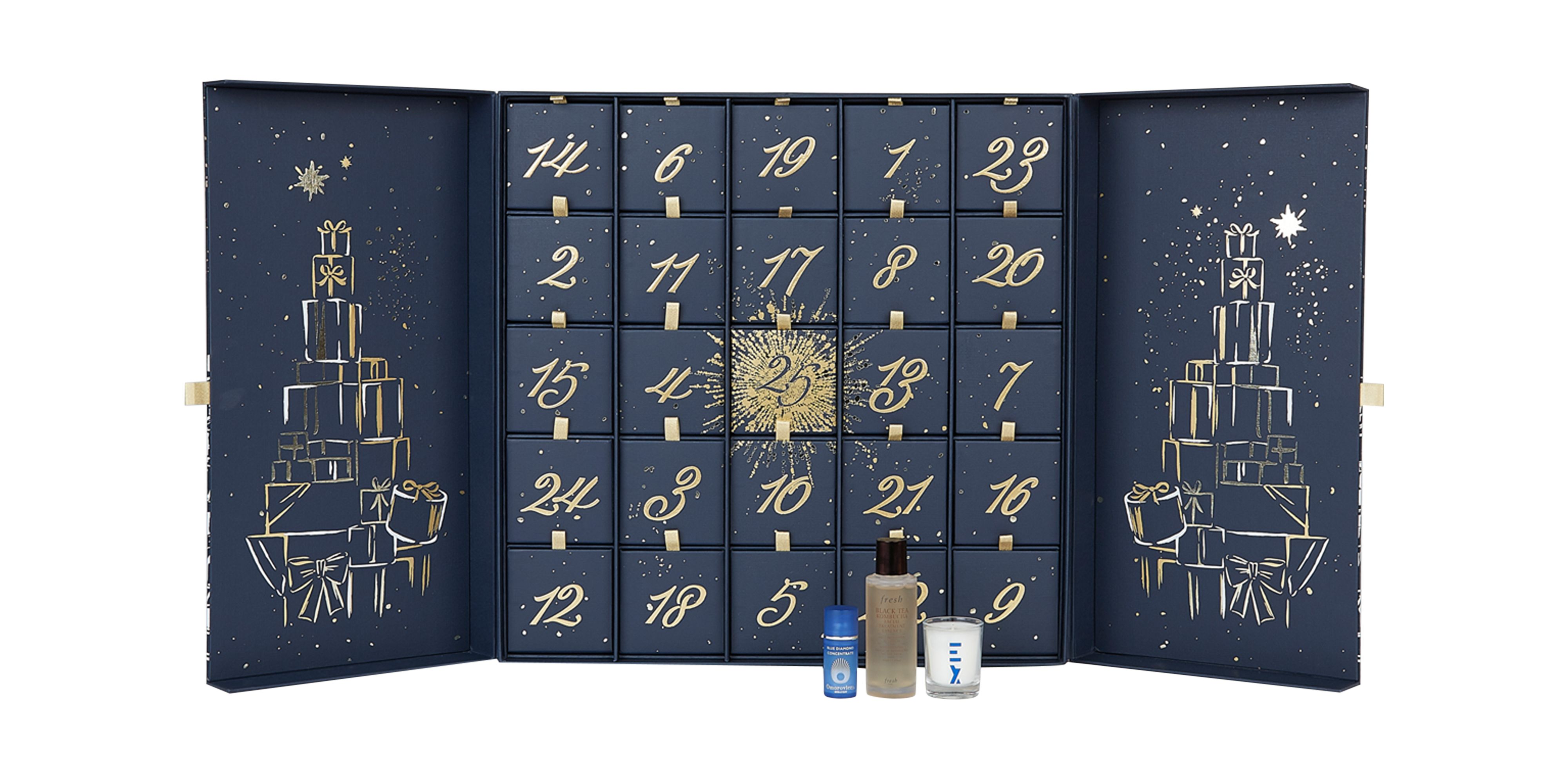 Toys R Us Weihnachtskalender.First Look Harrods Sell Out Beauty Advent Calendar 2019