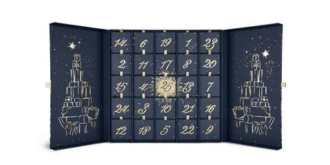 Calendrier Kim Glow.First Look Harrods Sell Out Beauty Advent Calendar 2019