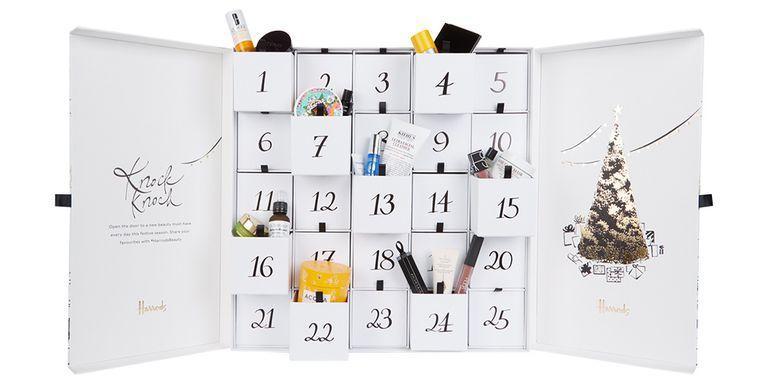 Harrods Beauty Advent Calendar 2018 - beauty beauty advent calendars for Christmas 2018