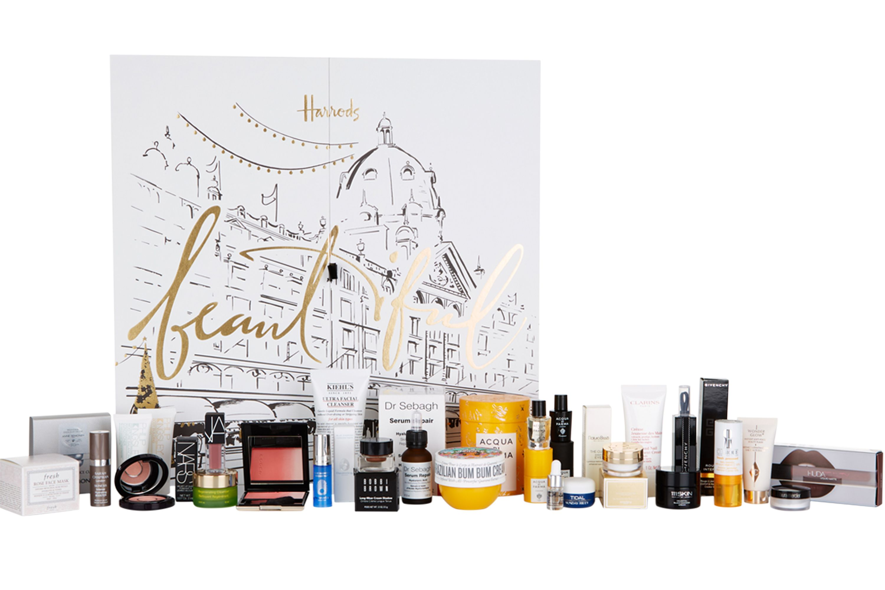 Image result for harrods advent calendar 2018