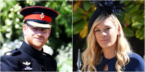 Prince Harry Ex Girlfriend Wedding.Prince Harry Reportedly Gave Ex Chelsy Davy The Sweetest Phone Call