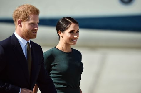 13d2be75b3e The Duke And Duchess Of Sussex Visit Ireland