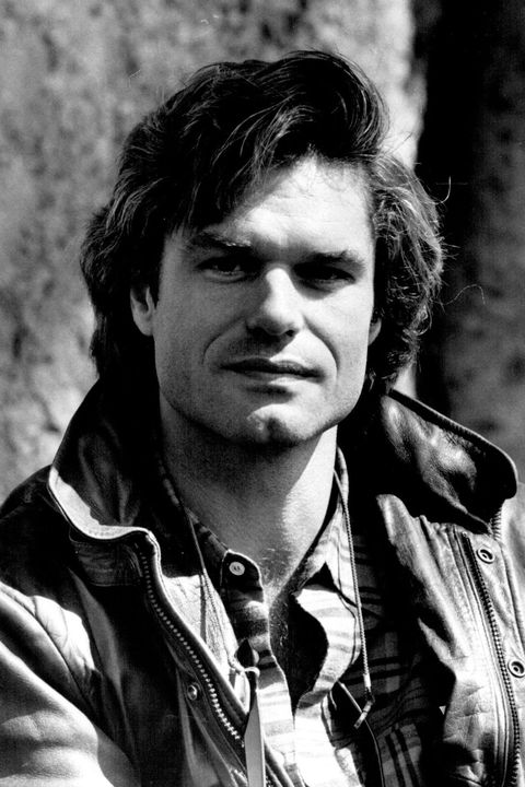 Harry Hamlin of La Law.