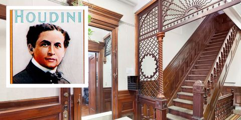Harry Houdini House
