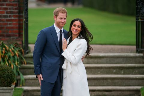 Meghan Markle Prince Harry engagement photocall