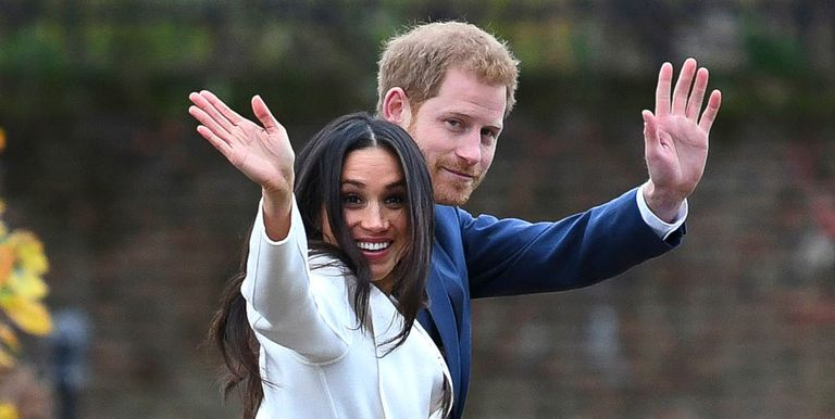 Prince Harry And Meghan Markles Proposal Story How Meghan Harry